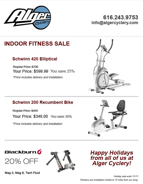 Alger Indoor Fitness Sale