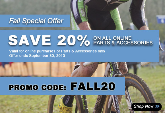 Save 20 at algerbikes