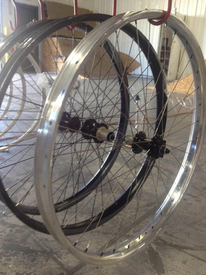 Velocity Dually Wheels