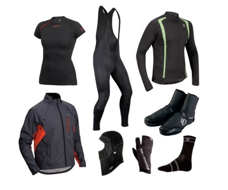 Alger Bikes Riding Gear